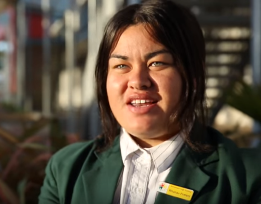 Michaela, Stars Peer Mentor at Manurewa High School