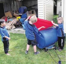 Timaru's The Courier,Timaru:School offers best of big town, rural