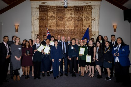 Young Kiwi Resilience Celebrated at Excellence Awards 2017