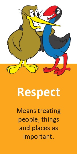 Kiwi Can Programnme - Respect