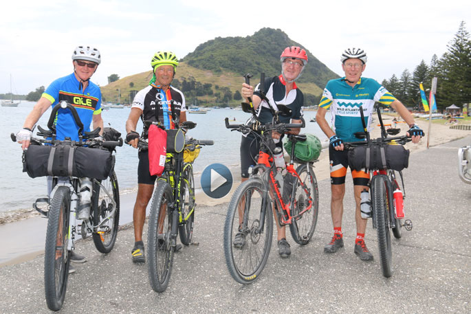 Dingle Pedallers raising funds for youth