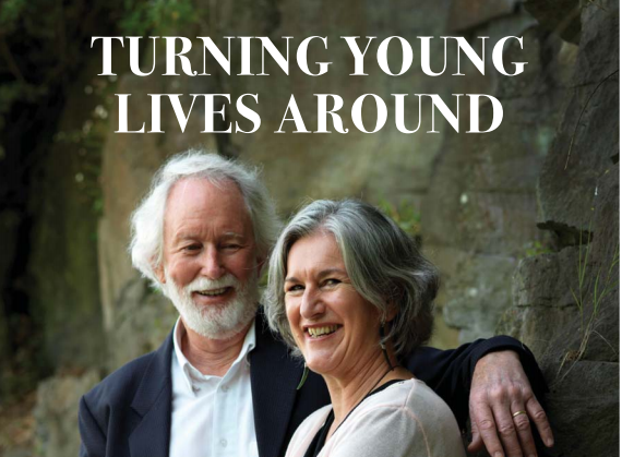 TURNING YOUNG LIVES AROUND, Sunday, National