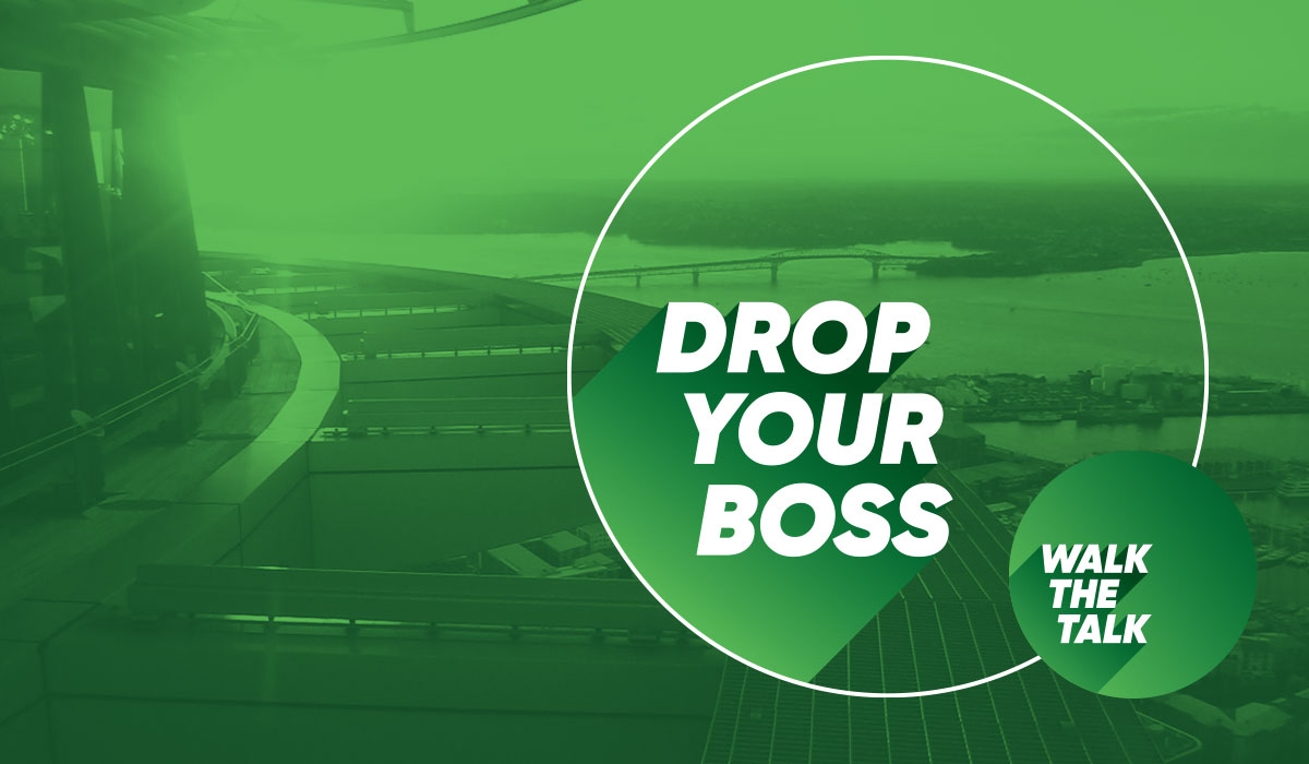 Drop Your Boss 2020 - Postponed due to Lockdown