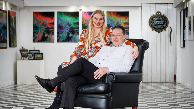 Bay of Plenty Times: Fathers and daughters making a difference