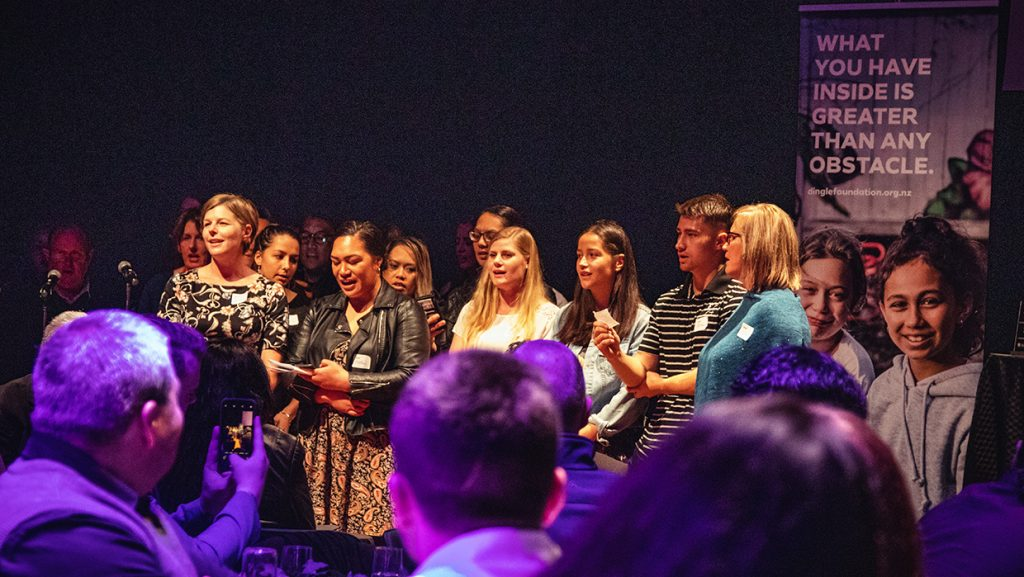 Young people honoured at awards, Waikato Times, Hamilton Waikato