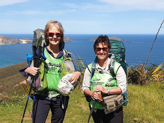 Marian's walk along the Te Araroa Trail