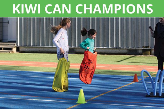 Kiwi Can Champions