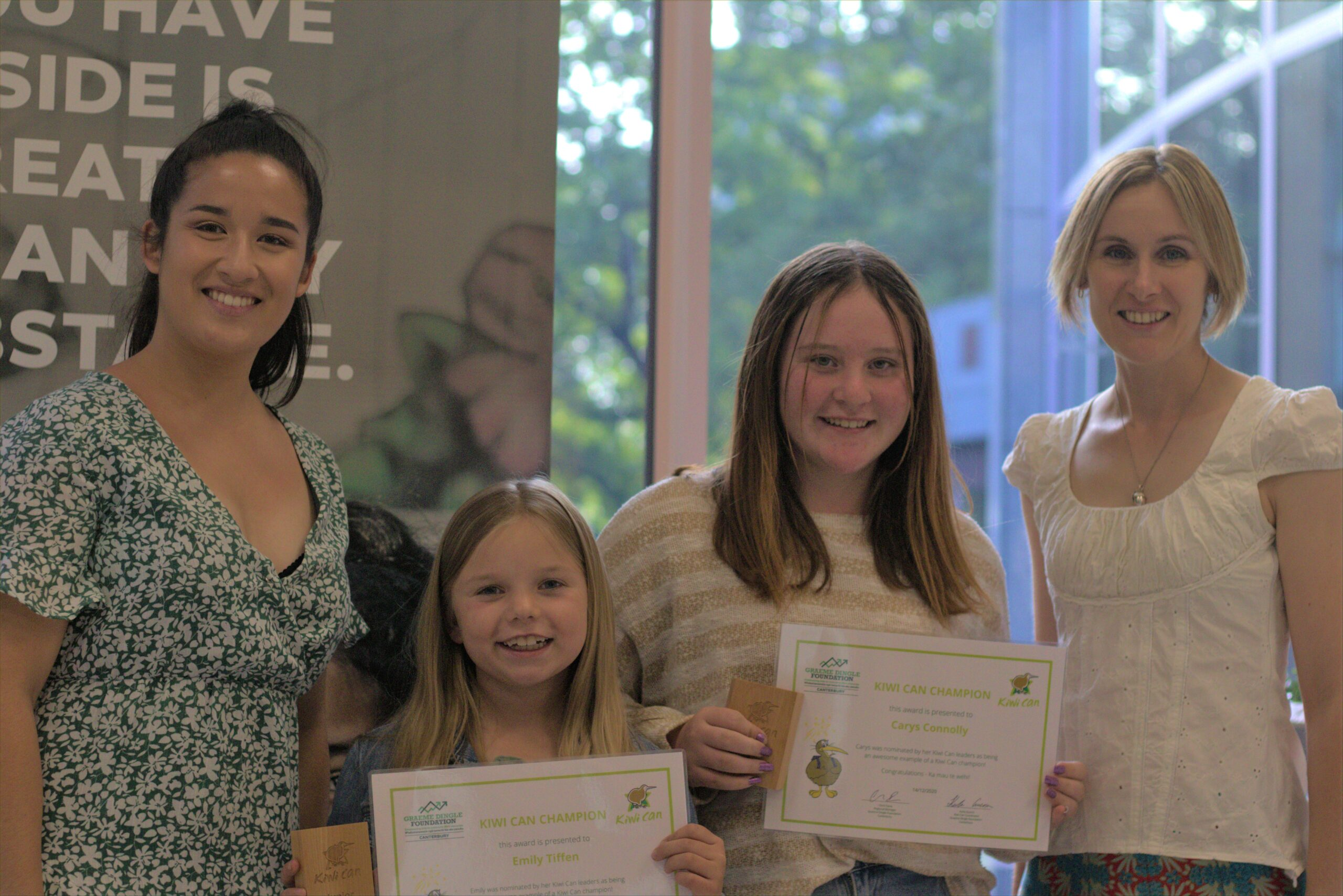 South Canterbury Students Win Awards
