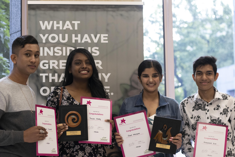 Recognising Achievements  – Graeme Dingle Foundation Celebrates!