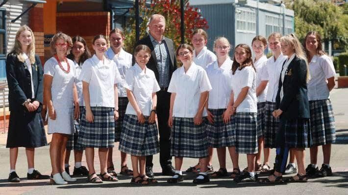 School camp building 'sisterhood' free following funding agreement