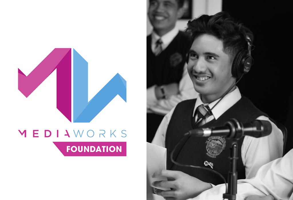 Mediaworks Foundation National Charity Partner 2021