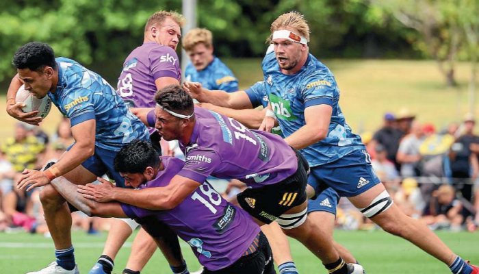 Blues cancel pre-season clash with the Crusaders