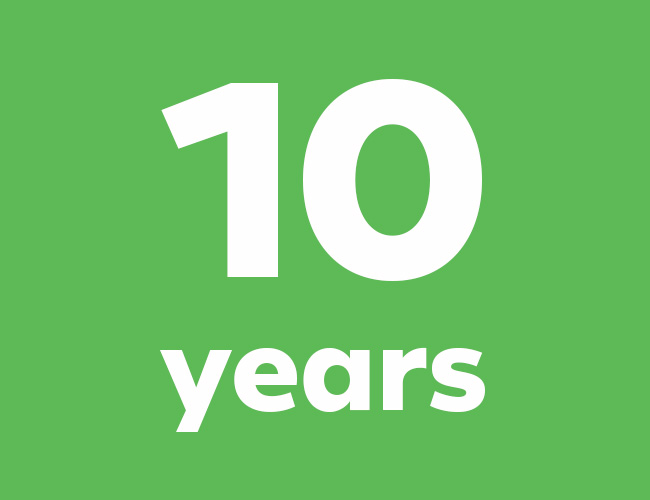 Ten years supporting youth celebrated