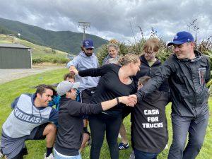Career Navigator Community, Graeme Dingle Foundation Marlborough in Anakiwa