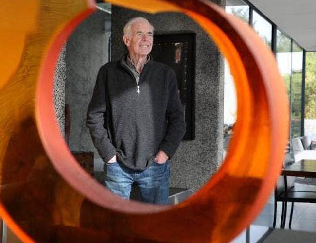 Sir Eion Edgar, making New Zealand a better place