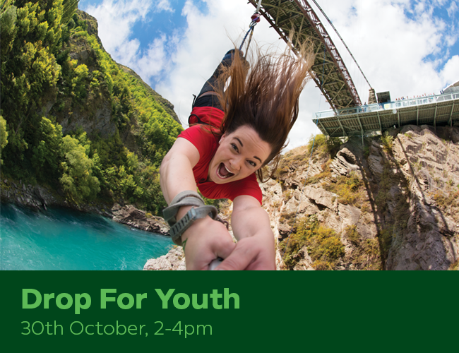Take a leap for Southland's Youth!