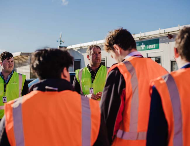 South Port Continues to Support Southern Rangatahi