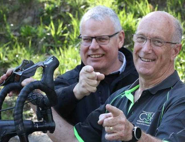 Central South Island Charity Bike Ride training sessions to start